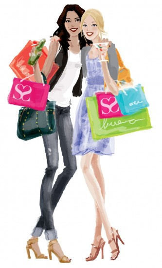 Shopping(cartoon)