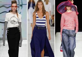 Key Trends for Spring-Summer 2016