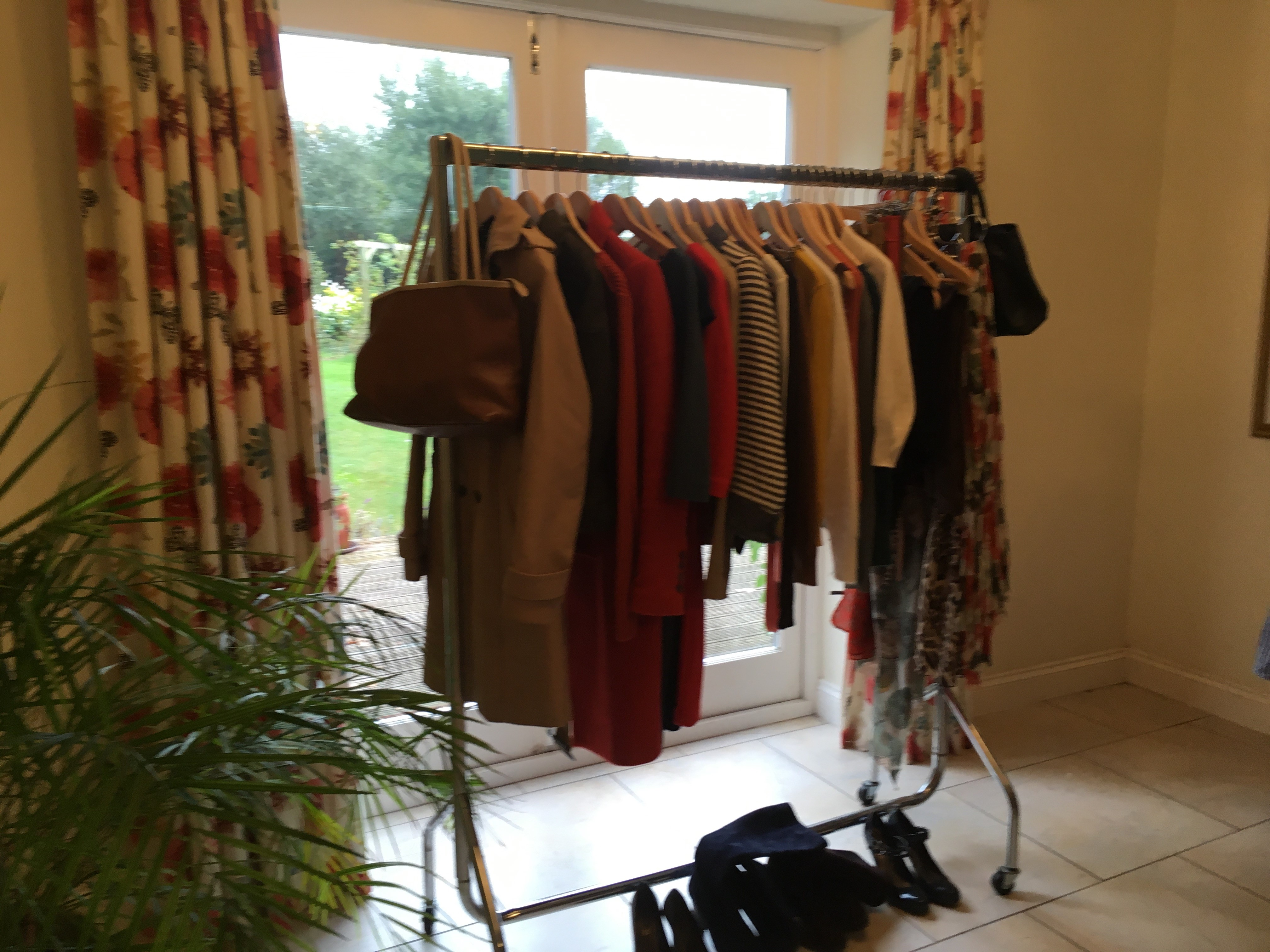 A capsule wardrobe of just 36 pieces!
