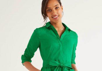 The Shirt Dress – A Wardrobe Hero